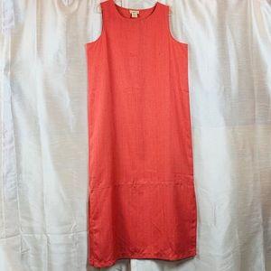 MAGELLAN TravelSmith Maxi Dress L